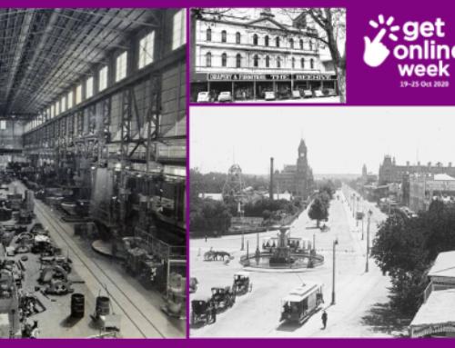 Get online week explores Bendigo's hidden history
