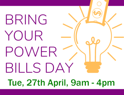 Bring your power bills day